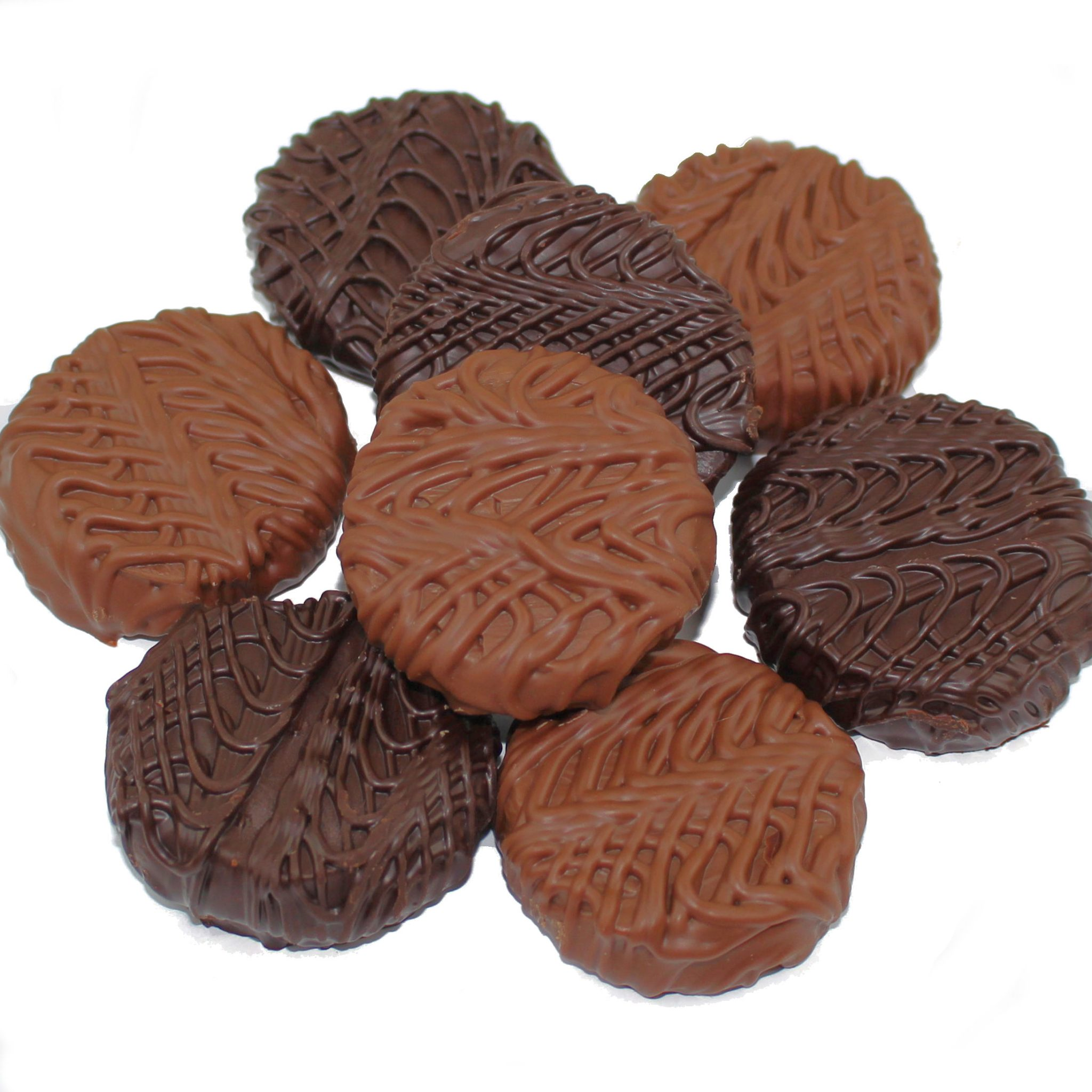 Chocolate Covered Oreos - Wockenfuss Candies