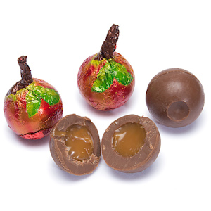 Appeal to the Senses with Caramel Apples!