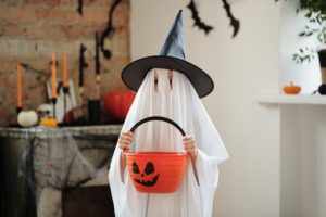 Celebrating Halloween with Gourmet Candy