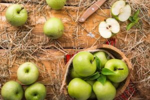 Missing Your Festival Favorites? Try Caramel Apples from Wockenfuss!